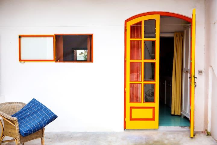 Monolocale terrazzato - Stromboli - Apartment