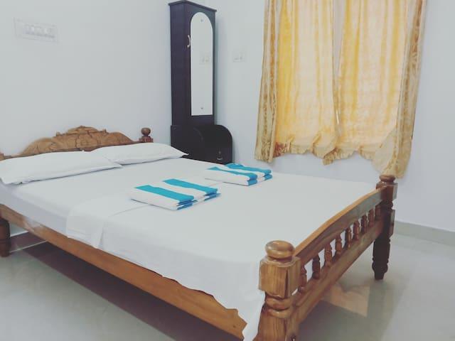 Victoria Homestay, Fortkochi, Room:1