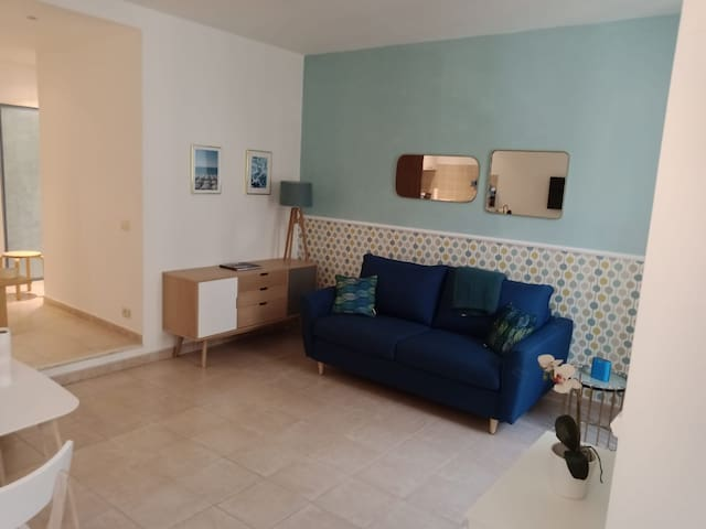 Comfortable studio near Massena Square