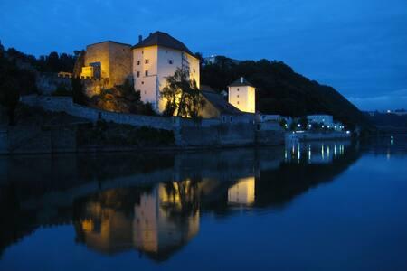 Wohnen wie das Burgfräulein oder der Burgherr - Passau
