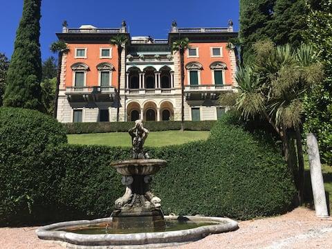 """Dejlig lejlighed i det 19. århundrede """"Villa Maria"""""""