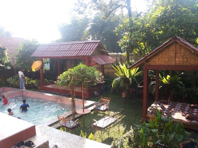 Villa Bijak (Bicara Tanpa Jarak) - Bogor - House