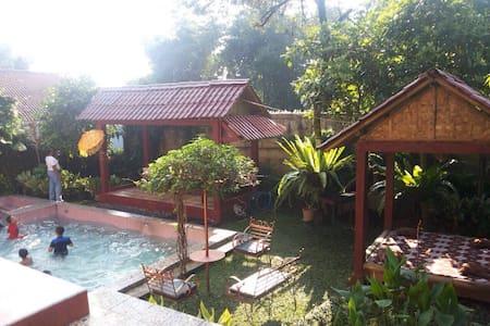 Villa Bijak (Bicara Tanpa Jarak) - Bogor - Dům