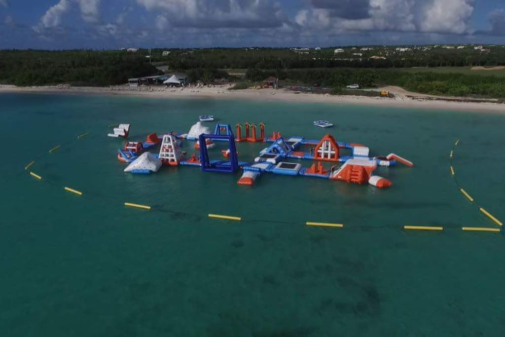 Anguilla Water park