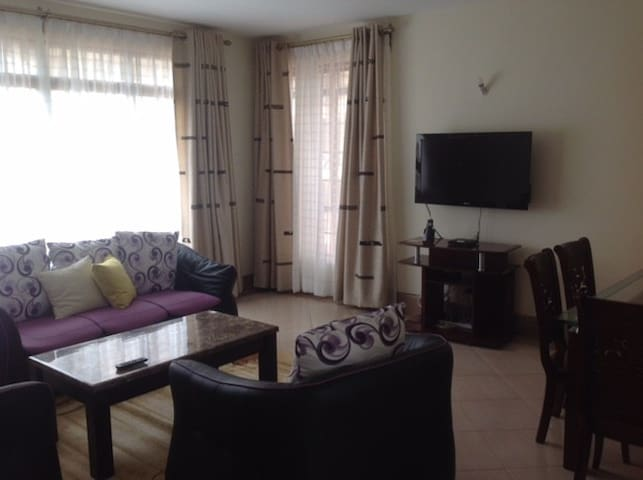 Fully Furnished Modern Apartment - Nairobi - Lägenhet