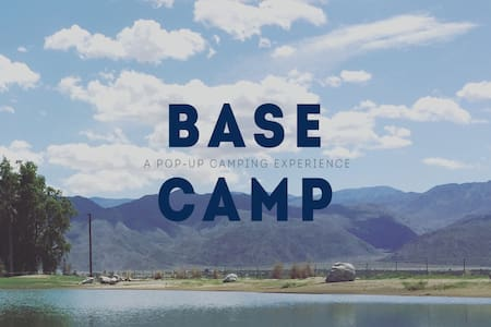 Base Camp: Off-Site Festival Camping - Sátor