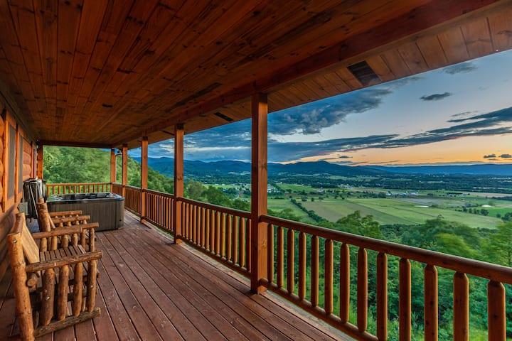 Westhaven Cabin @shenandoahwoods