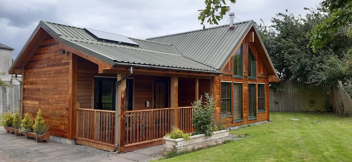 Struan Lodge Beauly 4 Star listing