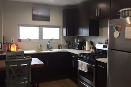 Bright, Spacious, Clean Loft Space with Balcony! - Brooklyn