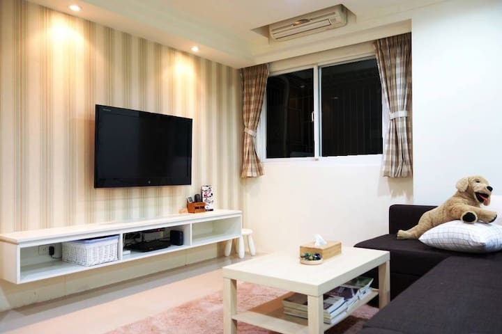 NEW★Cozy Quiet Apt★City Centre - Lingya District