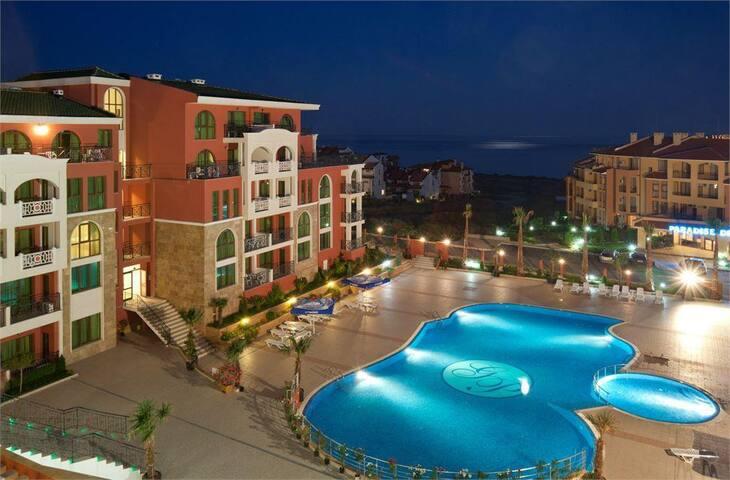 Прекрасный отдых - Sveti Vlas - Appartement