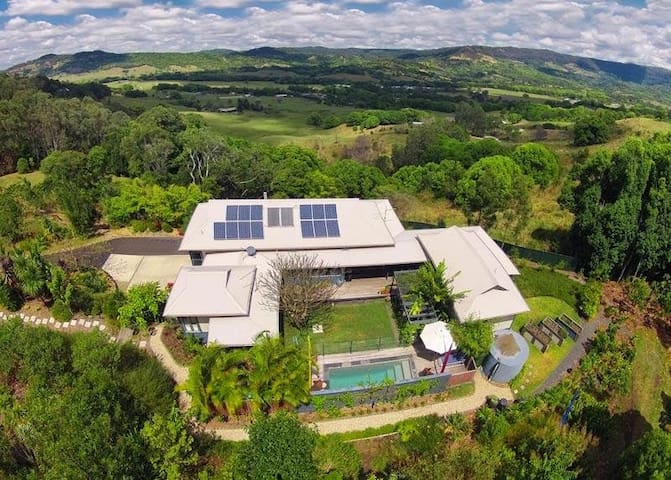 Luxury Byron Hinterland ideal for Blues Festival - Mullumbimby Creek - Apartment