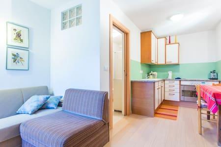 piano terra cucina stanza e bagno. - Appiano sulla strada del vino - Appartement