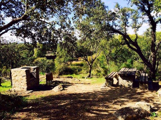 Cabaña Refugio Forestal Ribera del Cala