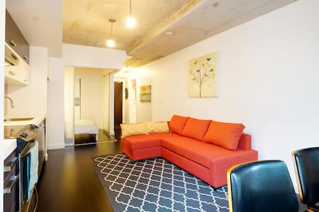 Luxury Condo In the Heart of TO