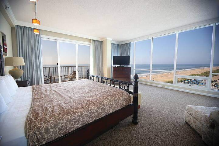 Luxury 4 Bedroom Oceanfront Penthouse - Ocean City - Appartement