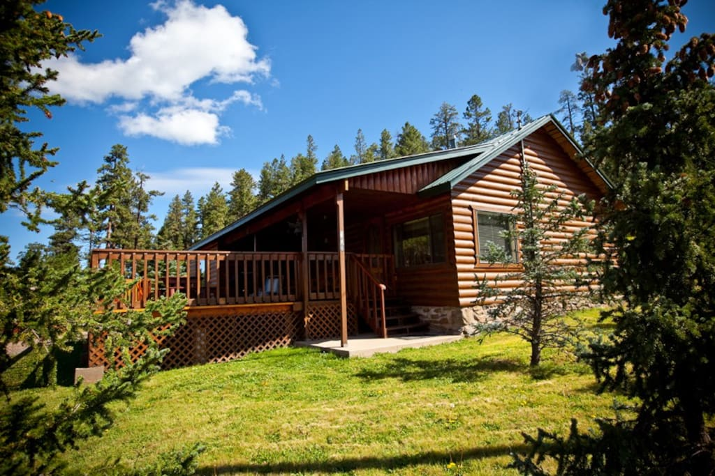 Sargents lodge cabins for rent in greer arizona united for Cabins to rent in greer az