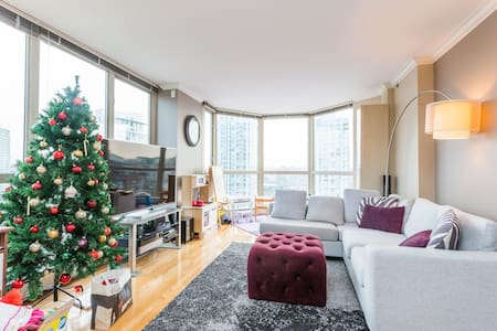 Delightful Apartment In The Upscale Yaletown Area - Vancouver