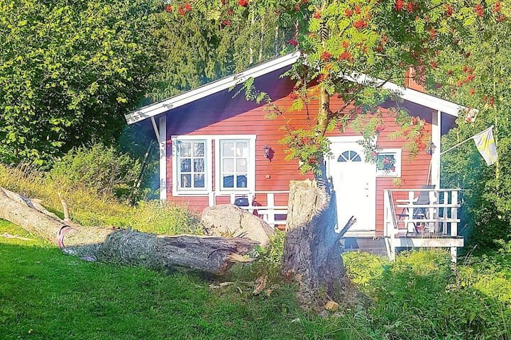 6 person holiday home in LEKSAND
