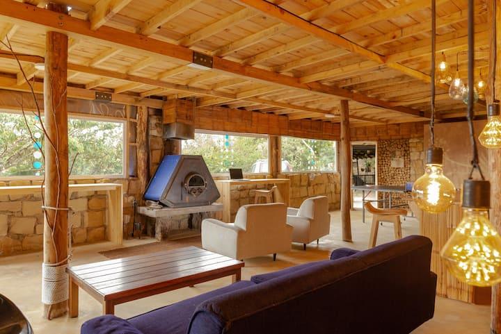 Magica Casa del Bosque en Chingaza 4 Habitaciones