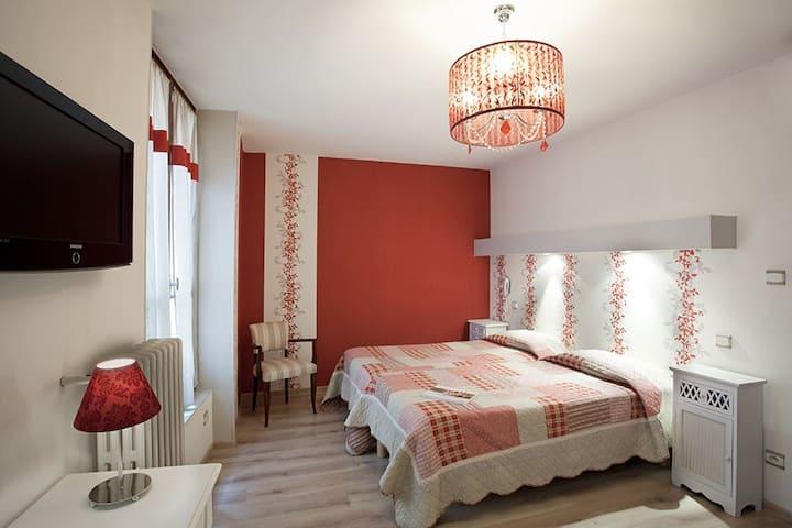 Hotel du Nord - Chambre SUPERIEURE  avec deux lits