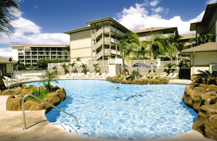 Worldmark Kihei Resort 3 BR 2 Bath sleeps 8