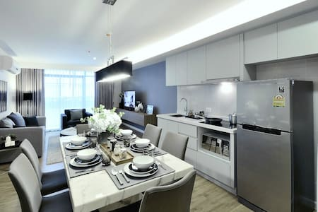 摩登家庭套房/Modern Family Suite - Bangkok - Apartment