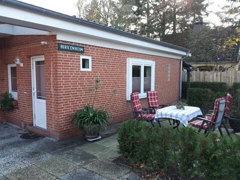 Haus Birkenheim, freistehendes ruhiges Ferienhaus