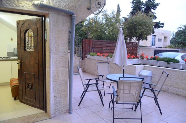 Fully Equipped Private Apt Perfect for 2-3 People - Jerusalem - Apartamento
