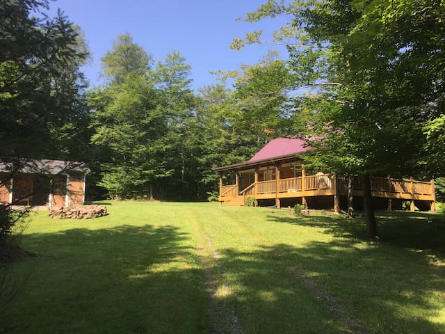 Cherry Springs/Coudersport Lodging-Star Gazing