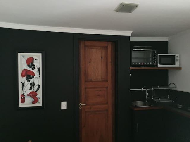 Apartamento completo con garaje en pleno centro