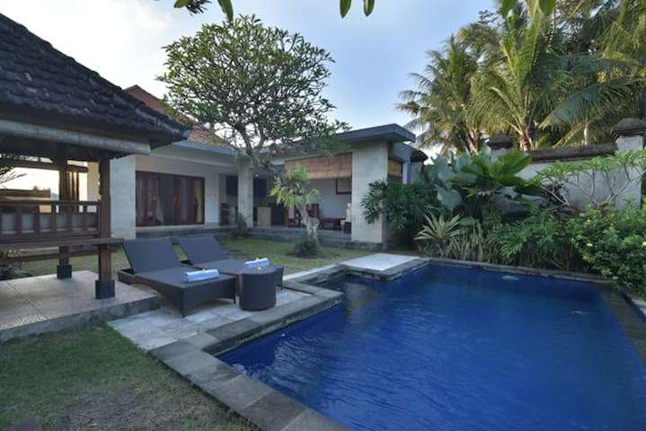 Valley View Private Villa - Ubud - Vila