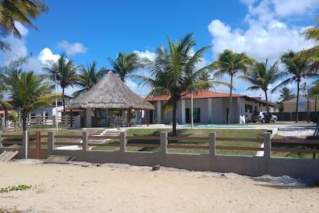 Casa Beira Mar de Serrambi