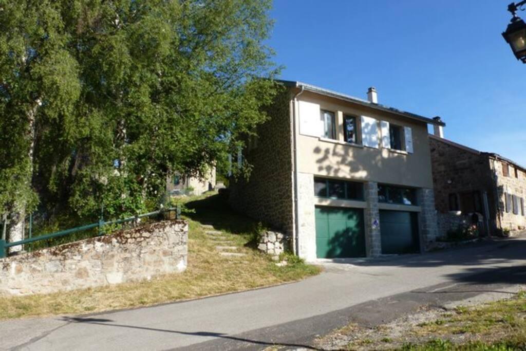 La petite maison du chiniac maisons louer saint - Office du tourisme la salle les alpes ...