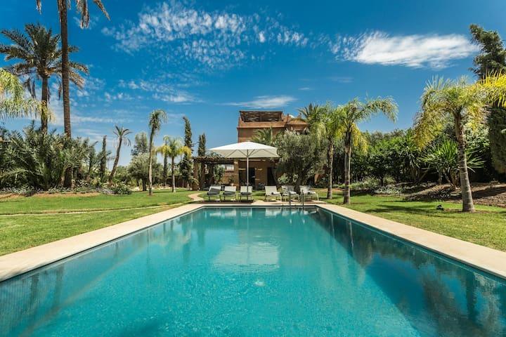 Villa YENMOZ