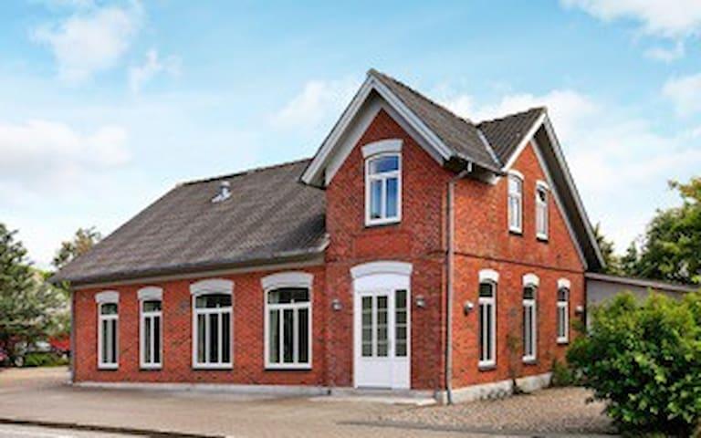 Den Gamle Sparekasse - Bredebro - House