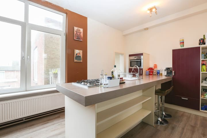 Charming two floor appartment - Rotterdam - Lakás