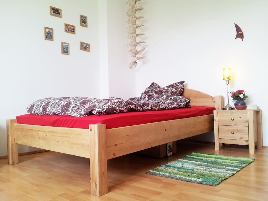 140cm Bed for 1/2