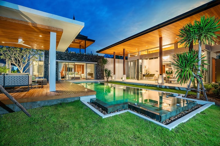 Luxury Bangtao Beach Villa w/ Private Pool