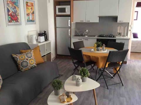 Charmant  appartement T2 centre ville + parking