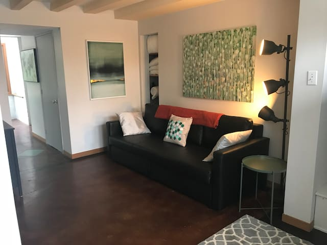 Charming unit in DT Halifax with private garden
