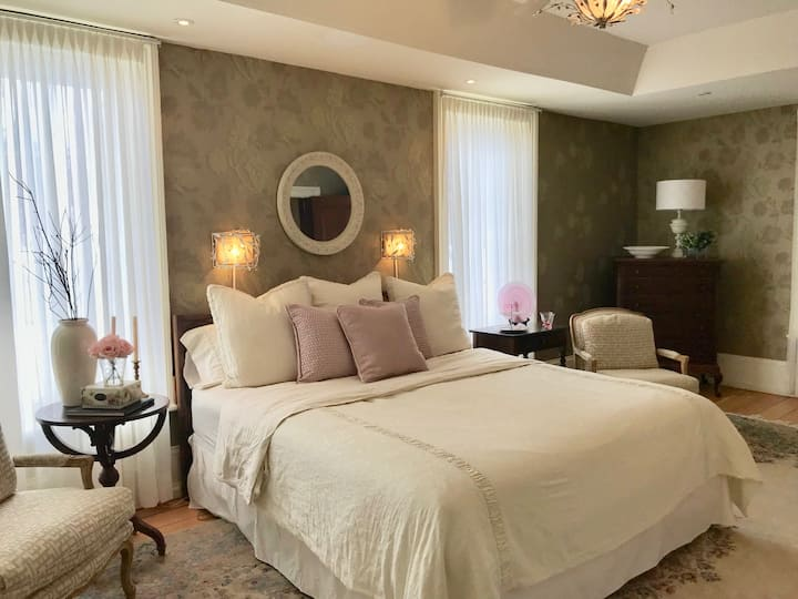 Homewood Bed & Breakfast - King Room & Ensuite
