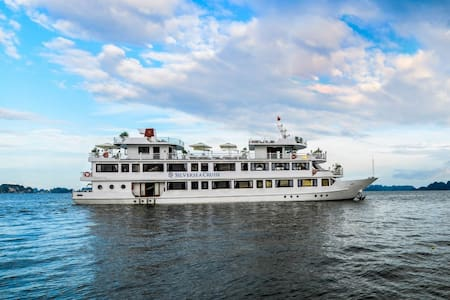 Ha Long Silver sea cruise