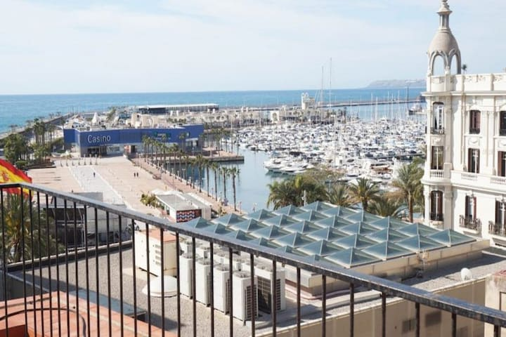 1 bedroom apartment in the best area of ​​Alicante