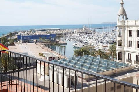 1 bedroom apartment in the best area of Alicante