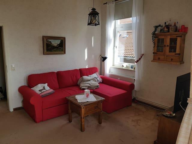 Brauni - kleines Apartment mit Traumblick