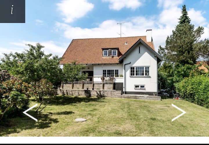 Lovely Villa in The heart of Hellerup