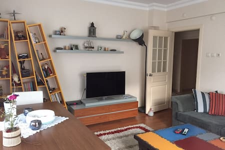 Cosy home on beautiful Asian side of Istanbul - Maltepe