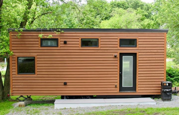 Prairie Drifter Tiny House at Tiny Estates