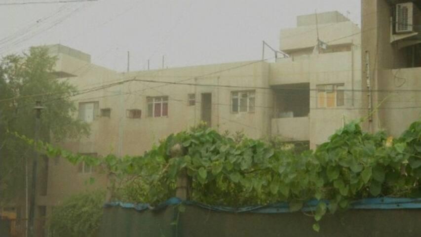 ground floor flat in Baghdad- Iraq - Baghdad